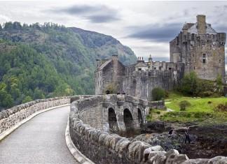 欧洲十大古堡之旅