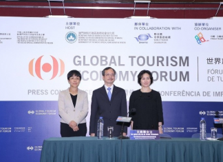 世界旅遊經濟論壇‧澳門2015