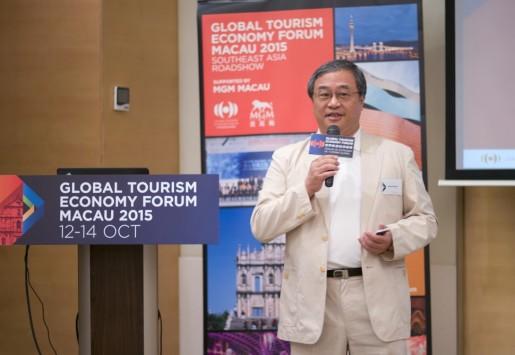 2015年世界旅游经济论坛 –一个互动交流的平台