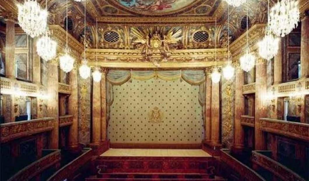 皇家歌剧院(皇家凡尔赛宫歌剧院)- 法国凡尔赛