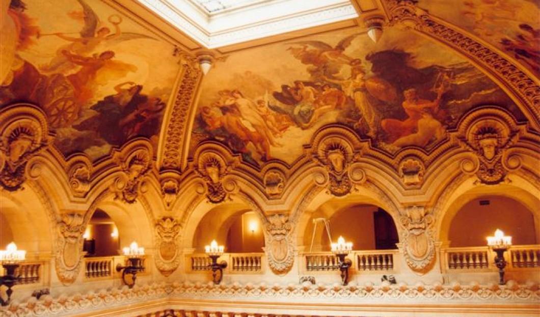 巴黎歌剧院(巴黎歌剧院) - 巴黎,法国