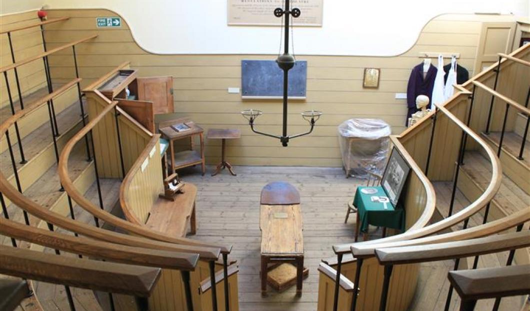 圣托马斯教堂手术室