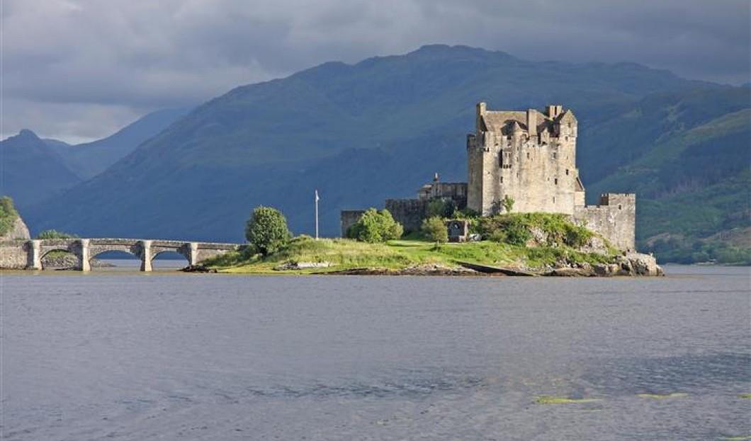 艾琳多南城堡,苏格兰