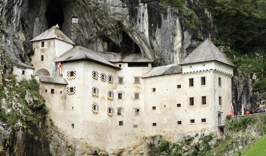 强盗男爵城堡,斯洛文尼亚。