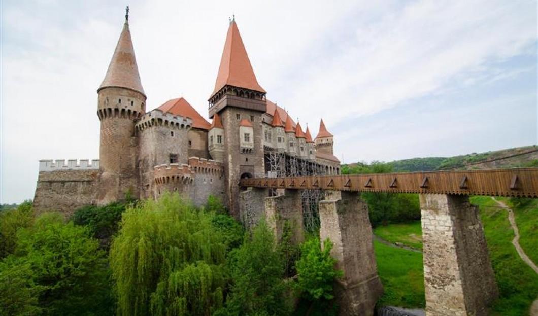 布朗城堡,罗马尼亚。