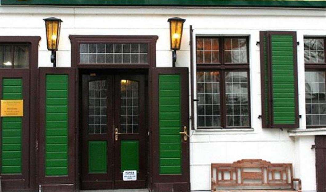 德国柏林,ZurLetztenInstanz餐厅