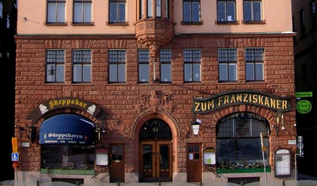 瑞典斯德哥尔摩,ZumFranziskaner餐厅