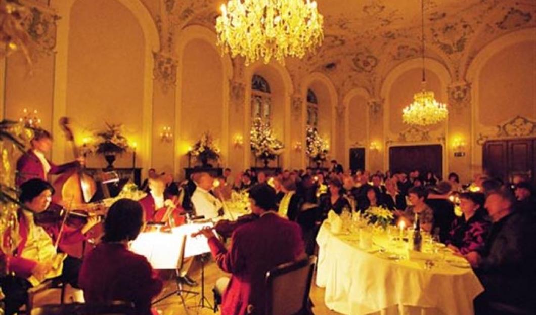 奥地利,Stiftskeller餐厅