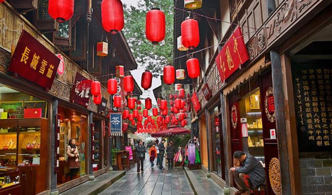 成都,中国